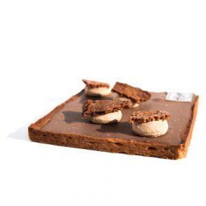 tarte choco caramel
