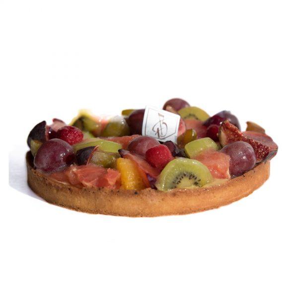 tarte fruits de saison